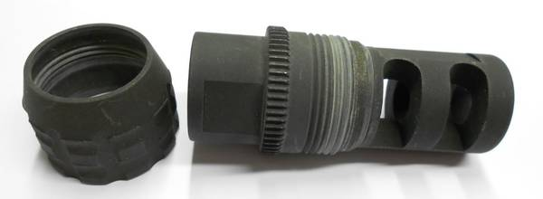 ASE Borelock 5.56 Muzzle Brake 1/2x28