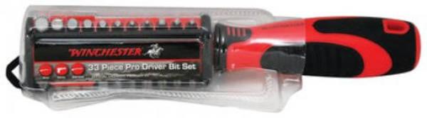 Winchester Gunsmith Screwdriver Set 33 Piece