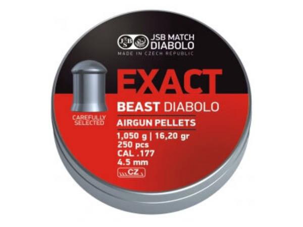 JSB Exact Beast .177 16.20gr x250