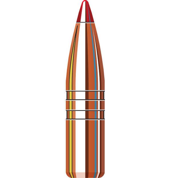 Hornady 6mm 80gr GMX 50's #24370