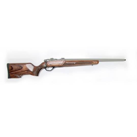 Lithgow Arms LA101 Crossover Rifle 22LR Laminate Stock with threaded barrel