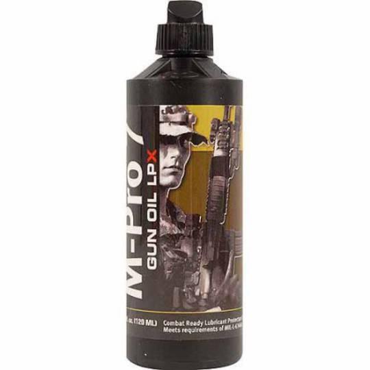 MPRO-7 LPX Gun Oil 4oz
