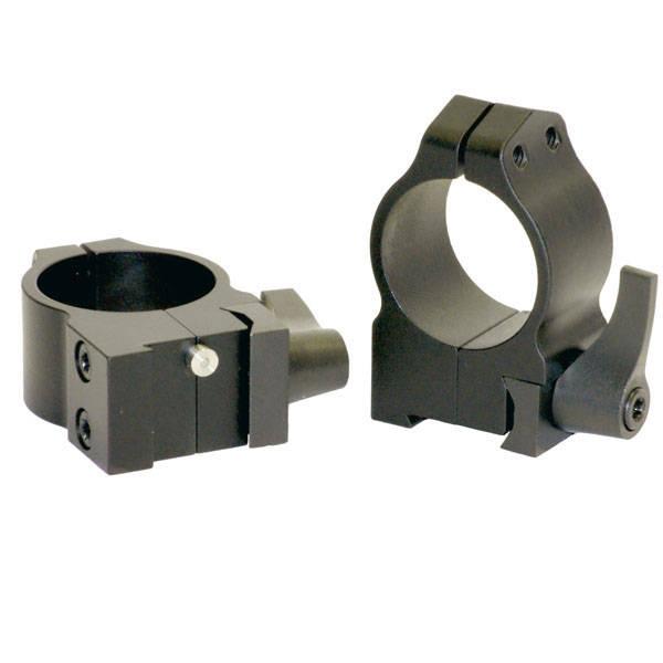 """Warne Maxima Steel Rings 1"""" Tikka Med QD #1TLM"""
