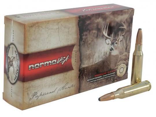 Norma Ammunition .243Win 100SP x20