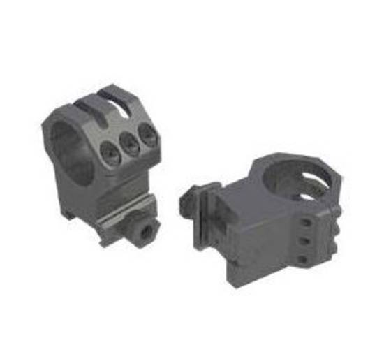 Weaver Tactical 6 Hole 30mm High Rings #99694
