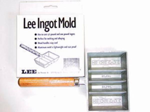 Lee Ingot Mould 90029