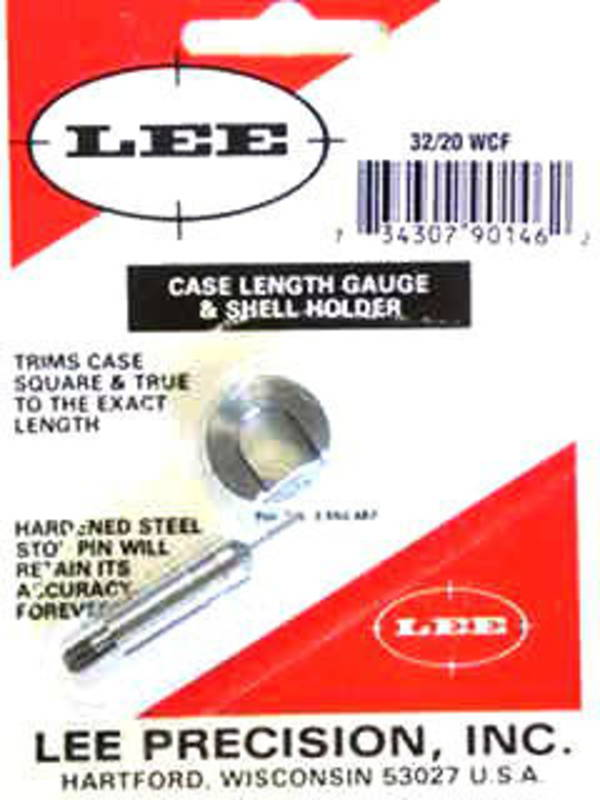 Lee Case Length Gauge 32-20 WCF #90146