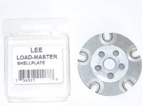 Lee Loadmaster Shell Plate #3l 90909