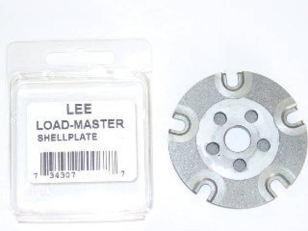 Lee Loadmaster Shell Plate Number 8L