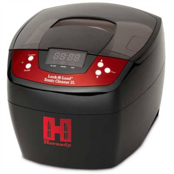 Hornady Lock N Load Sonic Cleaner 2lt Heated