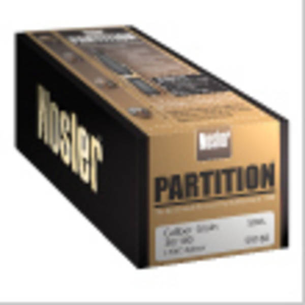 Nosler Partition 30cal 180gr 16331 Box of 50