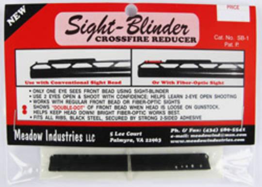 Sight Blinder Crossfire Reducer
