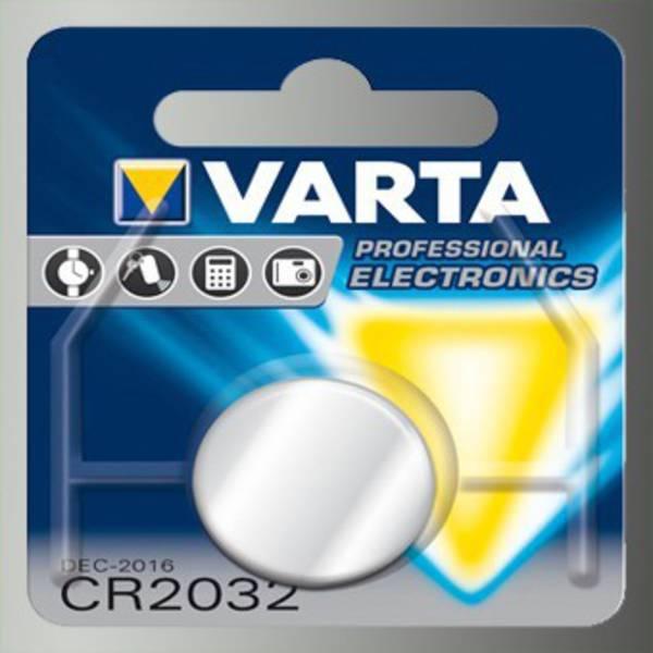 Varta CR2032 Battery For Nightforce Scope