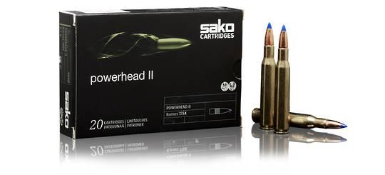 Sako 7mm Rem Mag Powerhead 2 150gr x20