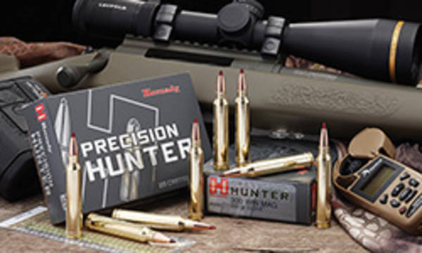 Hornady Precision Hunter 300 Win Mag ELD-X 200gr x20 #82002
