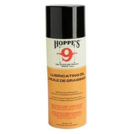 Hoppes Lubricating Oil Aerosol Can 10oz