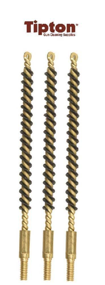 Tipton Nylon Rifle Bore Brush 17 cal 3pk #698306