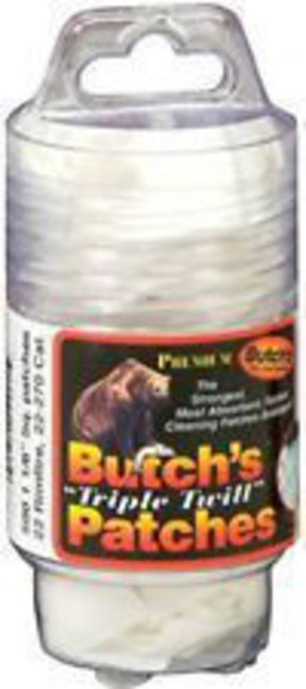 """Butchs Patches 2 1/4"""" 35-45cal x150"""