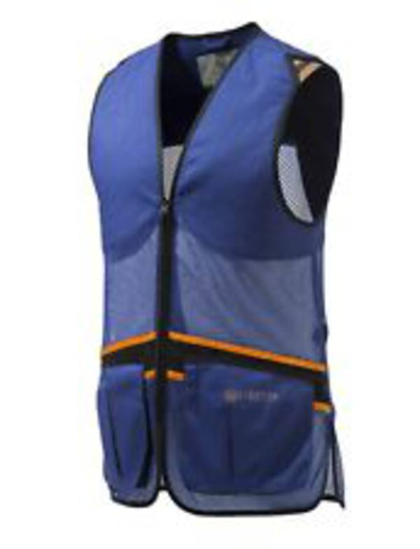 Beretta Full Mesh Vest Blue XL