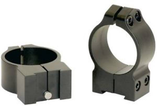 Warne Maxima Steel Rings 30mm Tikka Med #14TM