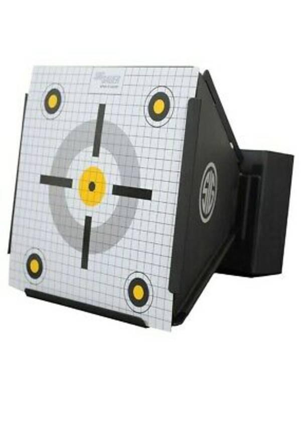 Sig Sair Pellet Trap+ 15 Paper Targets