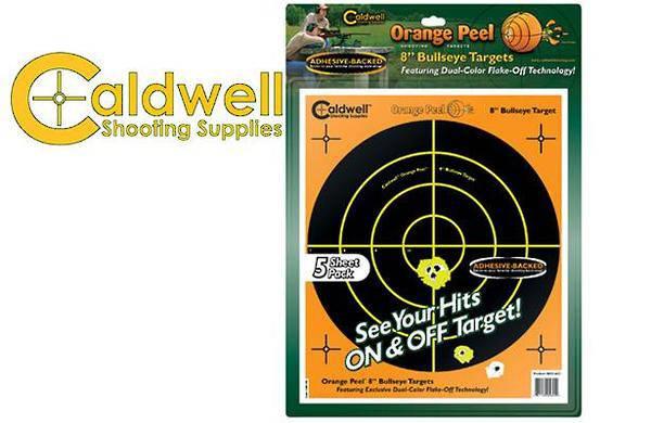 Caldwell Orange Peel, Target Pack Of 25