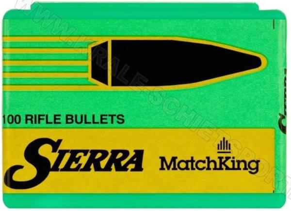 Sierra 6.5mm .264 123gr HPBT Matchking #1727