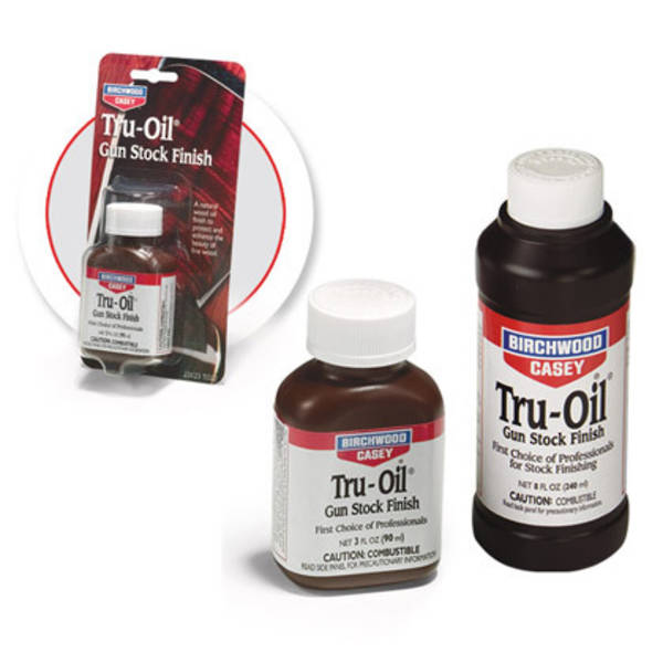 Birchwood Casey Tru Oil Gun Stock Finish 32oz