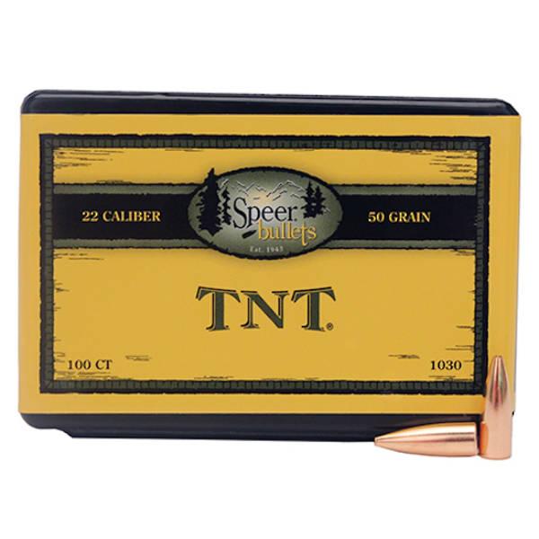 """Speer Varmint .224"""" 55gr TNT HP 1032"""