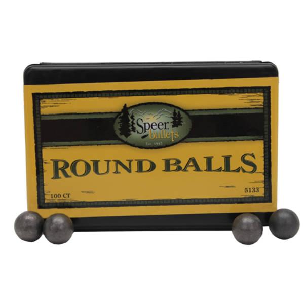 Speer .490 177gr Round Ball #5139