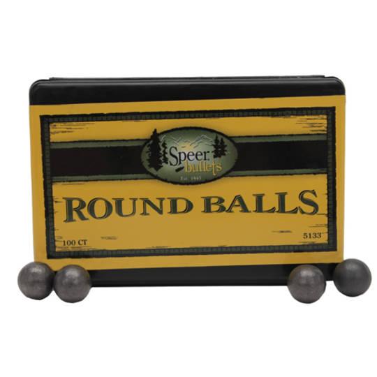 Speer .451 138gr Round Ball #5133