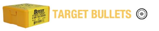 Berger 30cal 168gr Hybrid Target x100