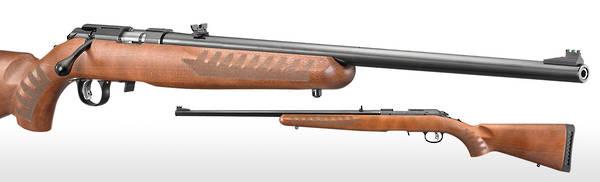 "Ruger American Rimfire 22lr 22"" Wood"