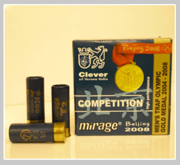 SLAB 250 Clever Mirage Competition T2 28gram #7.5