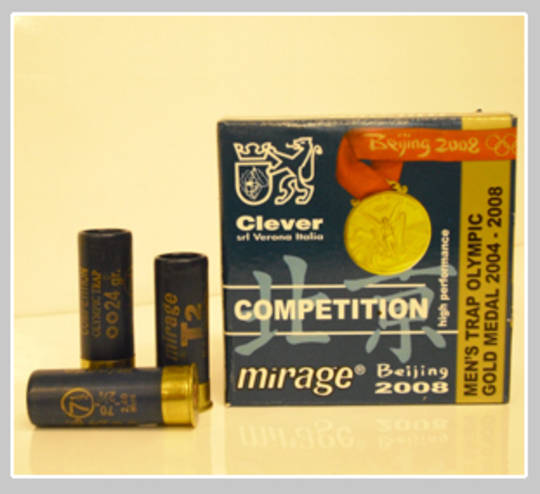 12ga Clever Mirage Competition Lite T2 28gram #7.5