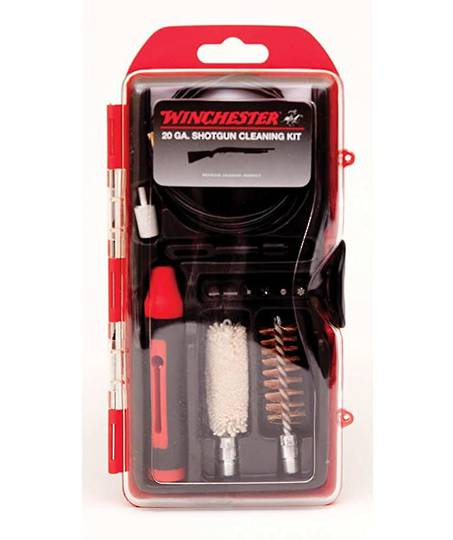 Winchester 20 Gauge Compact Cleaning Kit