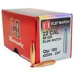 Hornady 22cal 88gr ELD-M x100 #22834