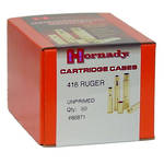 Hornady 416 Ruger Brass Cases 50's #86871