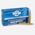 PPU 303 British Ammo 180gr SP x20