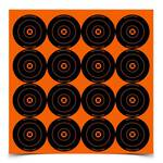 "Birchwood Casey Big Burst 3"" Bull's Eye Revealing target"