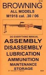 Do Everything Manual For Browning M1918