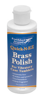 Frankford Arsenal Brass Polish 8oz