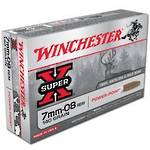 Winchester Super X 7mm08 Rem 140gr SP 20 Rounds