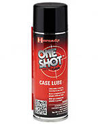 Hornady One Shot Case Lube Aerosol 5oz