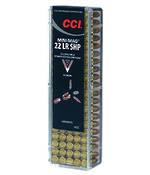 CCI Mini Mag Segmented 22LR 40gr x100