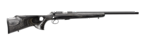 CZ 455 Thumbhole Grey Fluted 22LR