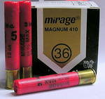 Clever Mirage Cal 410 Magnum #5 PKT/25