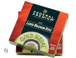 Federal Gold Medal Premium Large Magnum Rifle Primers GM215M x1000