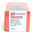 Hornady .338cal Gas Checks #7090
