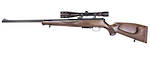 WEIHRAUCH HW60J SPORT MATCH RIFLE MT 22LR